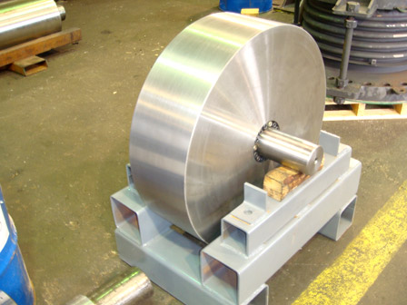 MANUFACTURED 30inch TRUNNION
